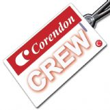 CORENDON (Red) Crew Tag